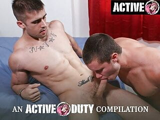 ActiveDuty – Massive Military Meat Compilation