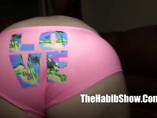 Phat booty PAWG fucked in the hood