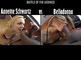 Annette Schwartz vs Belladonna