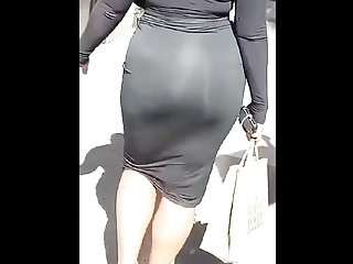 Ass walking...
