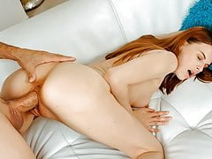 DADDY4K. Upset lassie decided to make love to tender caring
