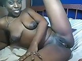 African webcam freak