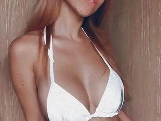 Hot Asian Babe with Big Tits Kitrysha