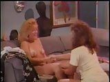 Nina Hartley and Keisha - Another old hot girl-girl scene.