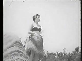 1950's pin-up girl