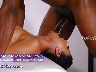 Mrana maya hot mouth mlif...