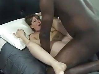 Mature milf wife interracial creampie camaster...