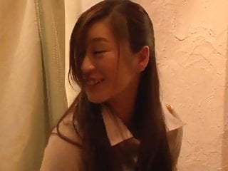 Softcore Lesbian Orgasm video: Japanese lesbian shop assistant