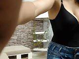 Letizia fulkers webcam sexy boobs
