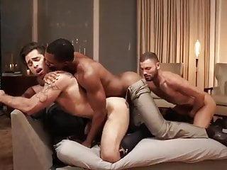 Sean, Jeffrey and Lucas Bareback