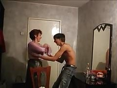 Russian Wife Sex Home Affair With Young Lover Voyeur