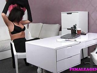 Femaleagent beautiful and orgasms...