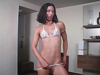 Wenona Naked Jerkoff Instruction