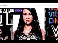 AJ Lee teaches how to contact her