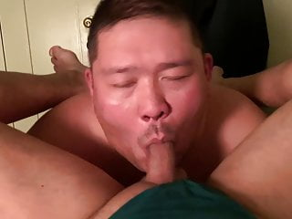 Sucking my friend (4 of 4)