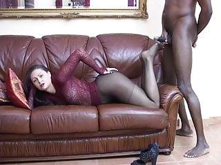 Delicia Deity footjob