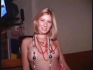 Bar Top Striptease