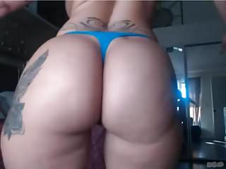 Spicy J web cam twerking