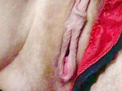 Fire Crotch Pussy Tickle Close-Up – American Milf 07