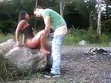 Outdoor Sex Video