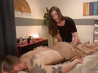 Massage uffffff...
