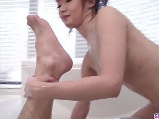 Naked intercourse in a heat tub – Extra at Slurpjp.com