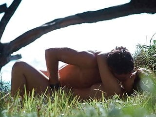 Charlotte sex scene from tidelands on scandalplanet...