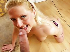 Big Saggy Tits, Czech Girl has Rough POV Pickup Casting Sex