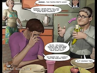 Cuming out american style 3 comics...