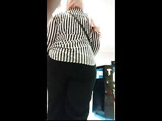 big ass hijab girl-