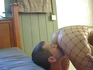 Lani Lane Fishnet Fuck