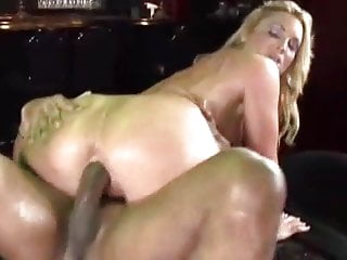 Blonde ass deflowered by bbc...