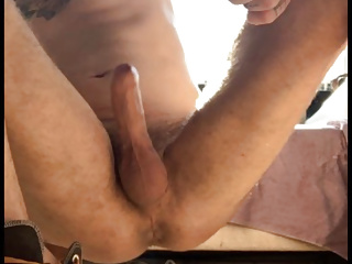 Toytime for hungry boy! Watch me stretch and enjoy my ass!