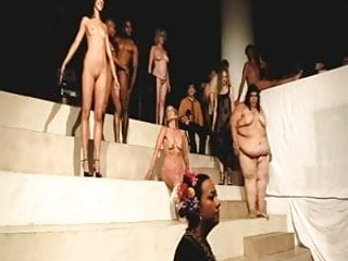 Nude theatre Theatre Naked