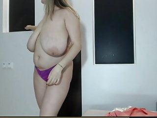 Beautiful big amateur boobs