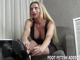 you for foot special a have I treat fetish