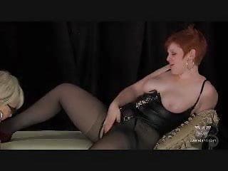 Mature Nylon BDSM