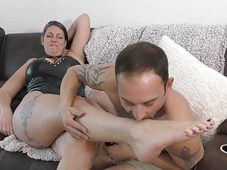 Big Ass Mature European video: Tall Amazon Woman