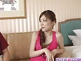 Slim Yume is in for amateur sex