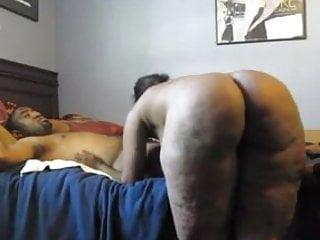 Milf riding dick...