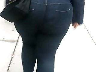 Sexy Bbw Big Booty Latina Walkaway
