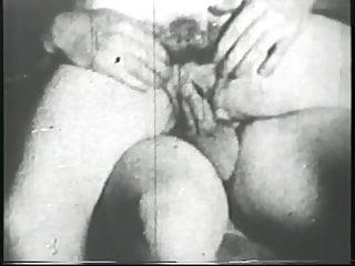 Young vintage porn nurse loves to ride big...