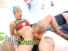 Shake The Snake - Nasty Old Granpas Fucking Young Teens