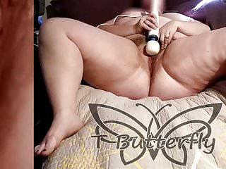 Hitachi Orgasm with Pulsating Slit