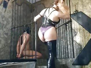 Sex slave...