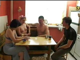 ! Strip Night A Family Have HYE Poker