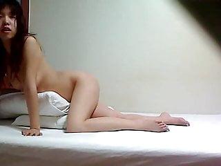 Cute Korean GF's dirty sex with gangster