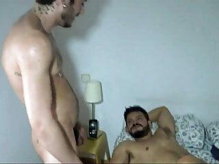 Fucking a hot bottom