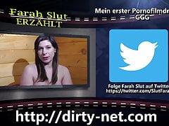(GER) Farah Slut talks about her first porn shoot at GGG