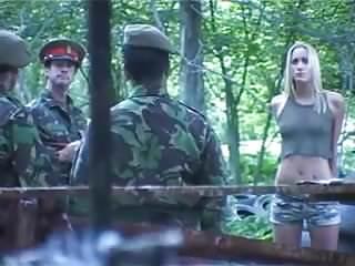 British army slag gets missiled...